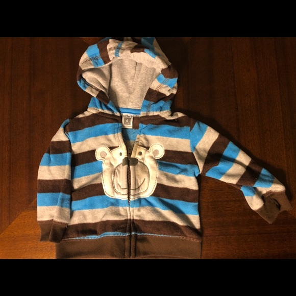 Carter's Other - 🍼 Carters Baby Boys Fleece!! Size 6 months!